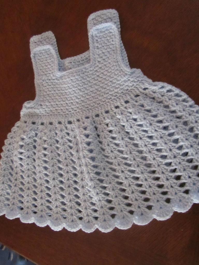 Idée Patron Robe Bebe Crochet Gratuit