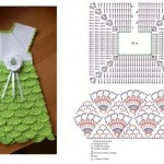 patron robe bebe crochet gratuit