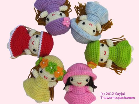 Amigurumi Au Crochet Modele Gratuit : patron gratuit amigurumi