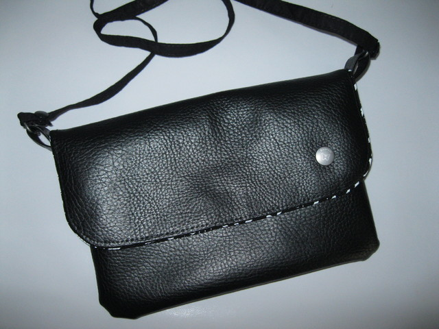 patron gratuit sac à main simili cuir