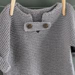 patron gratuit tricot 2 ans