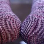 patron gratuit tricot de bas