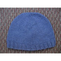 patron tricot gratuit bonnet naissance